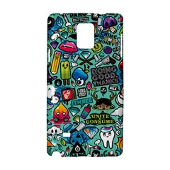 Comics Samsung Galaxy Note 4 Hardshell Case
