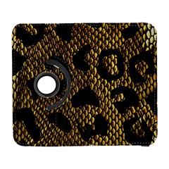 Metallic Snake Skin Pattern Galaxy S3 (flip/folio)