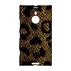 Metallic Snake Skin Pattern Nokia Lumia 1520