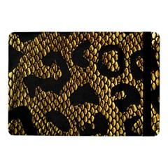 Metallic Snake Skin Pattern Samsung Galaxy Tab Pro 10.1  Flip Case