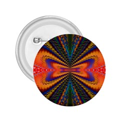 Casanova Abstract Art Colors Cool Druffix Flower Freaky Trippy 2 25  Buttons