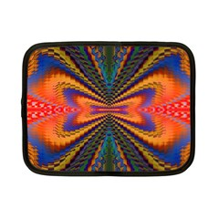 Casanova Abstract Art Colors Cool Druffix Flower Freaky Trippy Netbook Case (small)