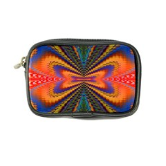 Casanova Abstract Art Colors Cool Druffix Flower Freaky Trippy Coin Purse