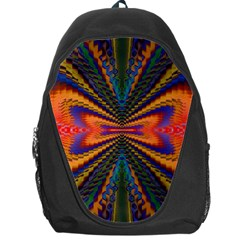 Casanova Abstract Art Colors Cool Druffix Flower Freaky Trippy Backpack Bag