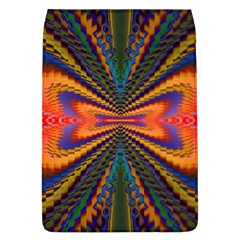 Casanova Abstract Art Colors Cool Druffix Flower Freaky Trippy Flap Covers (l)