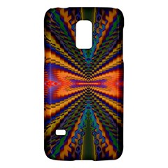 Casanova Abstract Art Colors Cool Druffix Flower Freaky Trippy Galaxy S5 Mini