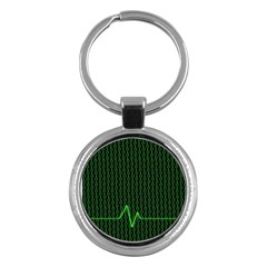 01 Numbers Key Chains (round)