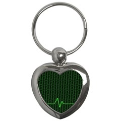 01 Numbers Key Chains (Heart)