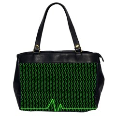 01 Numbers Office Handbags (2 Sides)