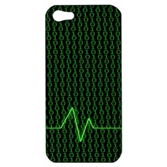 01 Numbers Apple Iphone 5 Hardshell Case