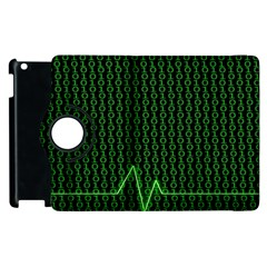 01 Numbers Apple iPad 2 Flip 360 Case