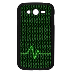 01 Numbers Samsung Galaxy Grand Duos I9082 Case (black)
