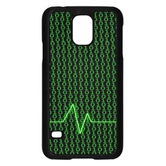 01 Numbers Samsung Galaxy S5 Case (Black)