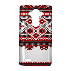 Consecutive Knitting Patterns Vector LG G4 Hardshell Case