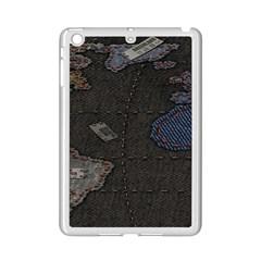World Map iPad Mini 2 Enamel Coated Cases