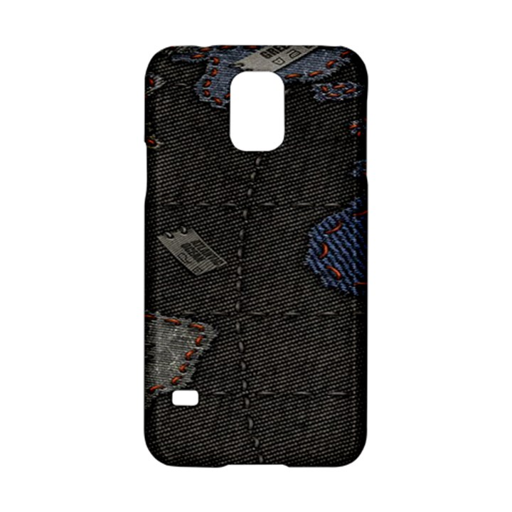 World Map Samsung Galaxy S5 Hardshell Case