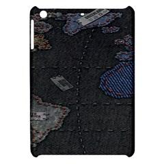 World Map Apple iPad Mini Hardshell Case