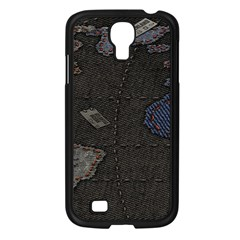 World Map Samsung Galaxy S4 I9500/ I9505 Case (black)