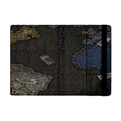 World Map iPad Mini 2 Flip Cases