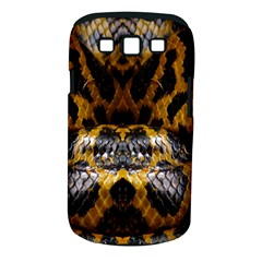 Textures Snake Skin Patterns Samsung Galaxy S Iii Classic Hardshell Case (pc+silicone)
