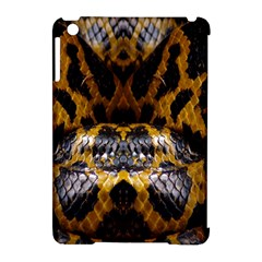 Textures Snake Skin Patterns Apple iPad Mini Hardshell Case (Compatible with Smart Cover)