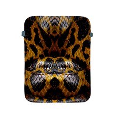 Textures Snake Skin Patterns Apple iPad 2/3/4 Protective Soft Cases