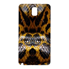 Textures Snake Skin Patterns Samsung Galaxy Note 3 N9005 Hardshell Back Case