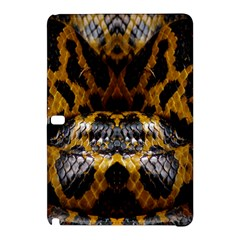 Textures Snake Skin Patterns Samsung Galaxy Tab Pro 10 1 Hardshell Case