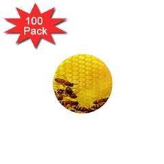 Sweden Honey 1  Mini Magnets (100 Pack)