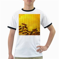 Sweden Honey Ringer T-Shirts