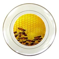 Sweden Honey Porcelain Plates