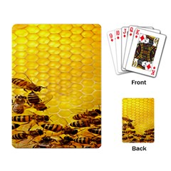 Sweden Honey Playing Card