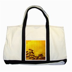 Sweden Honey Two Tone Tote Bag