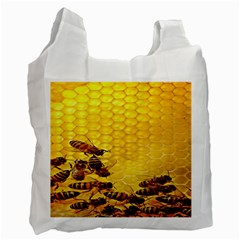 Sweden Honey Recycle Bag (Two Side)