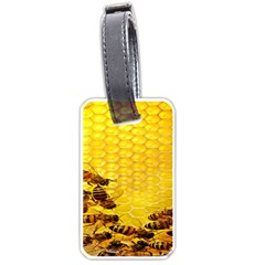 Sweden Honey Luggage Tags (two Sides)