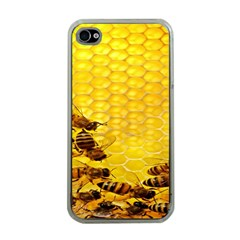 Sweden Honey Apple Iphone 4 Case (clear)