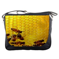Sweden Honey Messenger Bags