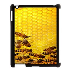 Sweden Honey Apple Ipad 3/4 Case (black)