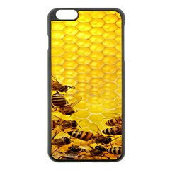 Sweden Honey Apple Iphone 6 Plus/6s Plus Black Enamel Case