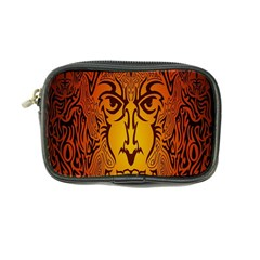 Lion Man Tribal Coin Purse
