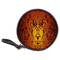 Lion Man Tribal Classic 20-CD Wallets