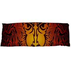 Lion Man Tribal Body Pillow Case Dakimakura (two Sides)