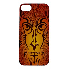 Lion Man Tribal Apple iPhone 5S/ SE Hardshell Case