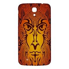 Lion Man Tribal Samsung Galaxy Mega I9200 Hardshell Back Case