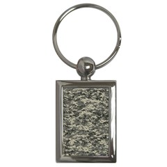 Us Army Digital Camouflage Pattern Key Chains (rectangle)