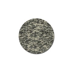 Us Army Digital Camouflage Pattern Golf Ball Marker (4 pack)