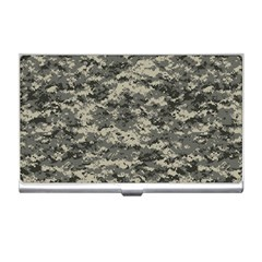 Us Army Digital Camouflage Pattern Business Card Holders