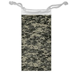 Us Army Digital Camouflage Pattern Jewelry Bag