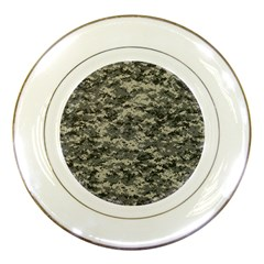 Us Army Digital Camouflage Pattern Porcelain Plates