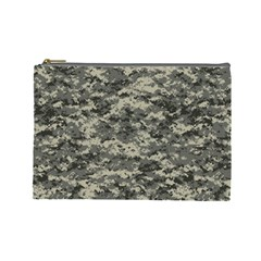 Us Army Digital Camouflage Pattern Cosmetic Bag (large)